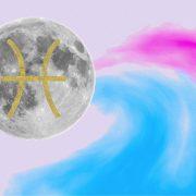 Luna Plină în Pești pe 21 septembrie. Ce se întâmplă cu zodia ta