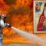 Calendar ortodox 15 septembrie 2021. Este cinstit Sfântul - apărător al pompierilor din România