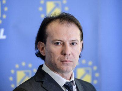 Florin Cîțu a fost ales președinte al PNL. A obținut 2878 de voturi