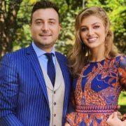 Au amânat nunta! Motivul pentru care Valentin Sanfira și Codruța nu se mai cunună religios