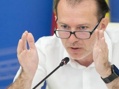 Decizia radicală a lui Florin Cîțu, ca ministru la Fonduri Europene. A blocat angajările