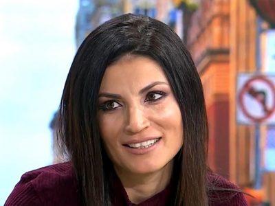 """Răspunsul actriței Ioana Ginghină cu privire la a doua sarcină: """"poate atingi niște puncte sensibile"""""""
