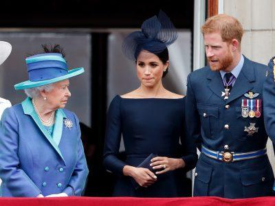 Regina Angliei, decizie de ultim moment. Ce are de gând cu prințul Harry, nepotul ei care a renunțat la atribuțiile regale