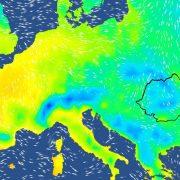 Val de aer polar în România. Cât de tare vor scădea temperaturile