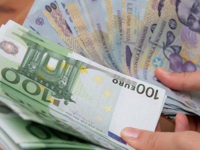 Curs valutar 21 octombrie. Moneda EURO se prăbușește! Cea mai mică valoare din ultima perioadă