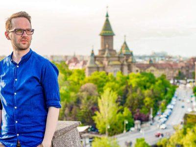 Primarul Timișoarei, Dominic Fritz, a devenit tată