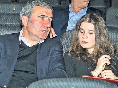 Fiica lui Gheorghe Hagi s-a lansat în televiziune. Cum arată Kira pe micul ecran