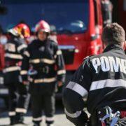 Incendiu la Spitalul Elena Doamna din Iași. Pompierii au intervenit cu trei echipaje