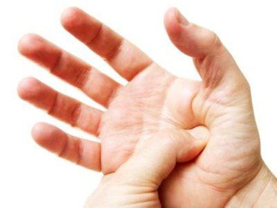Cele mai importante puncte din palmă. Scapi de durere în câteva momente