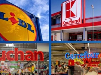 La ce ora se închid magazinele azi. Program complet al supermarketurilor Auchan, Carrefour, Cora, Lidl, Mega Image, Penny și Profi