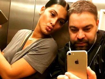 Cum au arătat Florin Salam și Roxana Dobre în ziua cununiei civile. Cei doi au surprins pe toată lumea